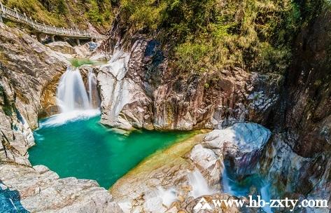 广东拓展基地:南岭国家森林公园