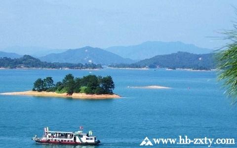 广东拓展基地:万绿湖风景区