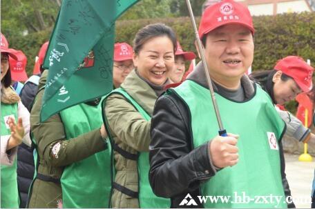 018武昌卫计委主题团建定向挑战赛