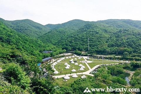 武汉拓展基地:姚家山风景区