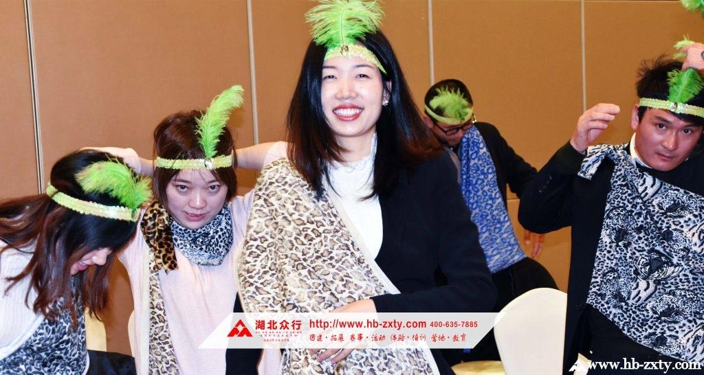 """""""鼓舞飞扬,同心同创""""2019武汉华天园林年会盛典圆满落幕"""