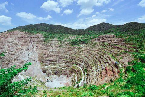 天坑|黄石国家矿山公园