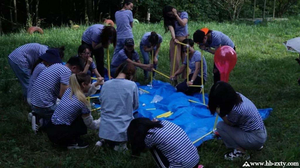 宜昌星之骄英语培训三峡大老岭3天团建活动